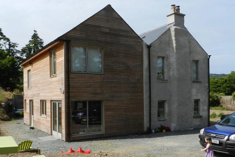 Farmhouse in Wicklow
