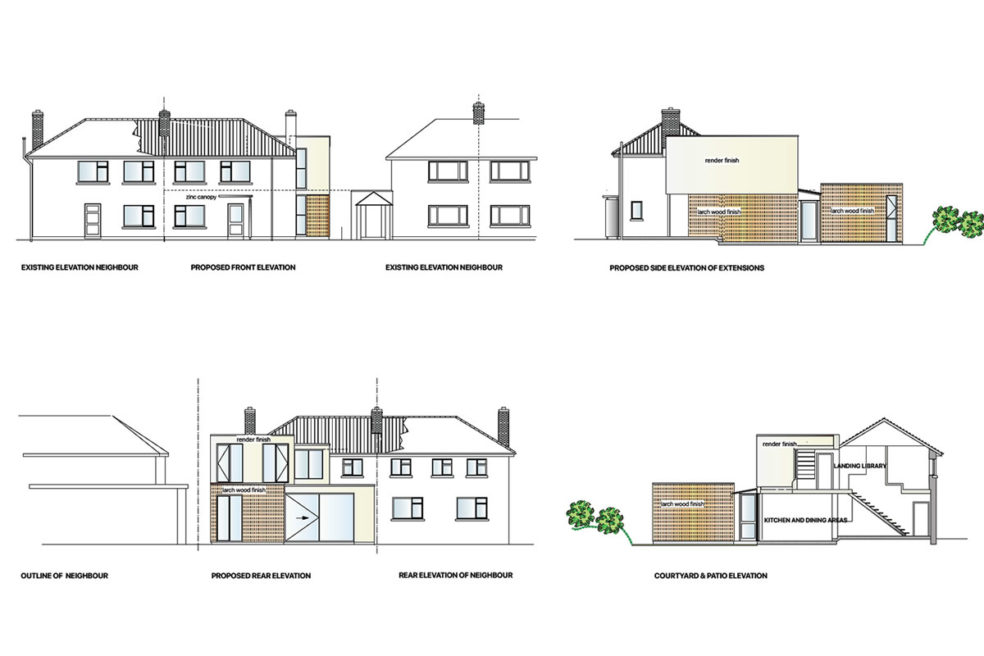 Terenure Extension Architect Designed
